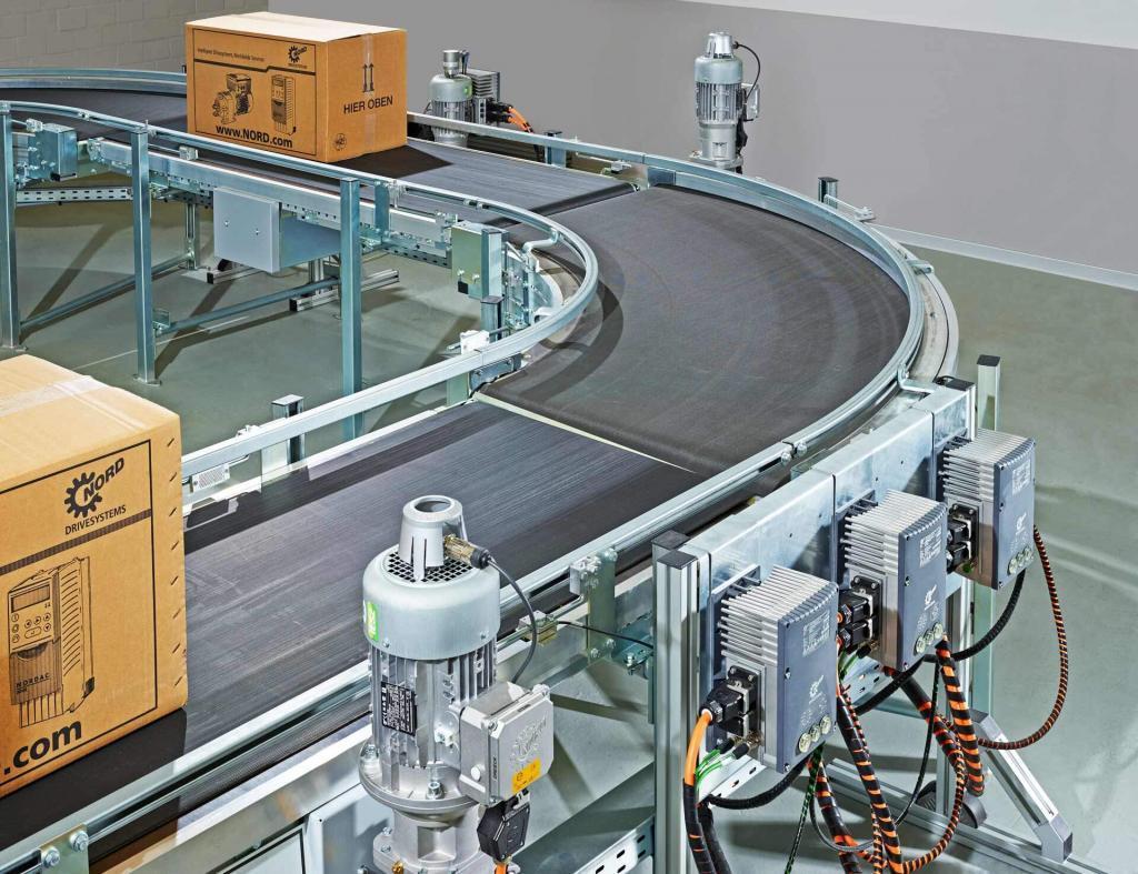 antriebe getriebe produktion anlagenbau industie 4.0